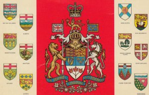 Coats of Arms , Canada , 1950-60s