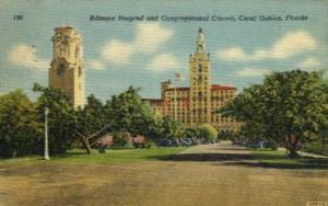 Biltmore Hospital Coral Gables FL 1947