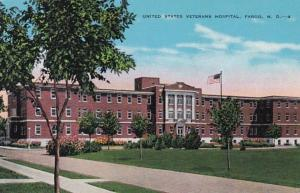 North Dakota Fargo United States Veterans Administration Hospital