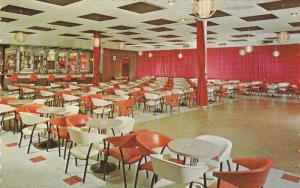 Salon Rouge, Manoir St. Raymond, Portneuf, Province of Quebec, Canada, PU-1985