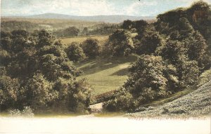 Happy Valley. Tunbridge Wells. England  Old vintage antique English postcard