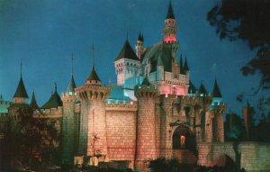 10783 Sleeping Beauty Castle, Disneyland, California 1961