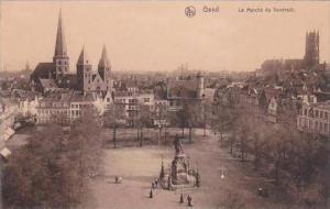Belgium Gand Gent Le Marche du Vendredi