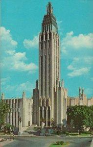 Boston Avenue Methodist Church, Tulsa, Oklahoma Vintage Postcard