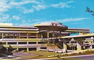 Main Terminal Building Tampa International Airport Florida