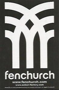 POSTAL A0198 PUBLICITARIA: Fenchurch