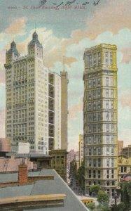 NEW YORK CITY, New York, 1900-10s, St Paul Building