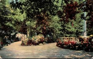 Ohio Dayton Soldiers' Home The Grotto 1911
