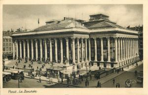 France Paris la bourse