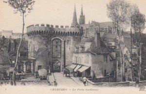 CHARTRES, France,1910-1920s, La Porte Guillaume