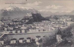 Austria Salzburg Vom Kapuzinerberg