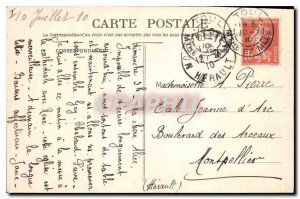 Old Postcard Toul La Cathedrale