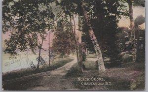 Chautauqua, N.Y., North Shore of Chautauqua Lake - 1906