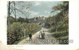 Schloss Goseck Germany, Deutschland Postcard  Schloss Goseck