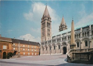 Europe Hungary Postcard Budapest Cathedral