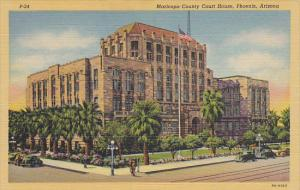 Maricopa County Court House Phoenix Arizona Curteich