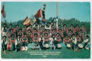 Senoritas De Montreal-Nord, Championnes 1964