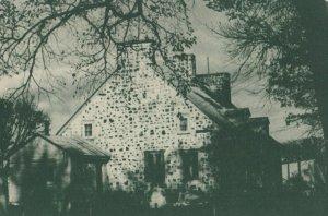 Montreal , Quebec, Canada, 1930s ; Solitude Et Permanence