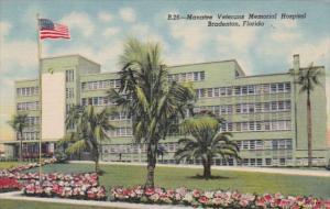 Florida Bradenton Manatee Veterans Memorial Hospital Curteich