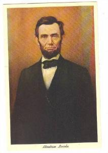 Picture Of President Abraham Lincoln, 40-60s