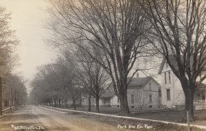 RP: PRINCETON , Illinois , 00-10s ; Park Ave. East