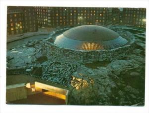 Temppeliaukio Church, Helsinki, Finland , pU-1978