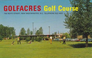 Golfacres Golf Course , NEW WESTMINSTER , B.C. , Canada , 1950s-60s