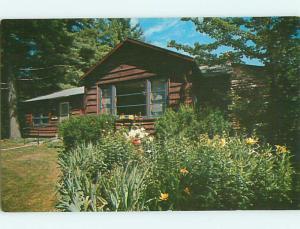 Unused Pre-1980 PALMER LODGE MOTEL Keene New Hampshire NH u2398