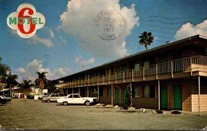 California Riverside Motel 6 1977