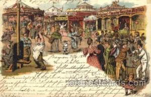Carnival Parade, Parades Postcard Post Card