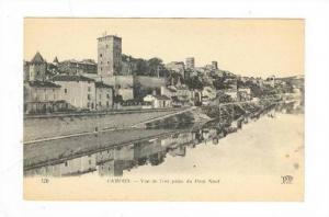 Cahors , France, 00-10s   Vue de l'est prise du Pont Neuf