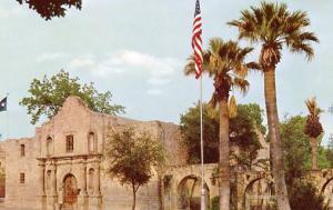 TX - San Antonio. The Alamo