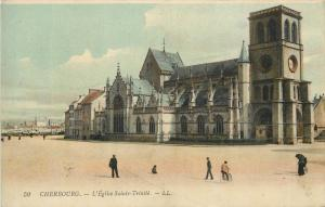 CHERBOURG Eglise Sainte Trinite France