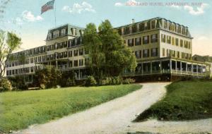 MA - Nantasket Beach. Rockland House Hotel