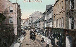 GALWAY , Ireland , 00-10s ; Shop Street