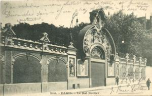 CPA Paris 5e (Dep.75) Le Bal Bullier (52551)