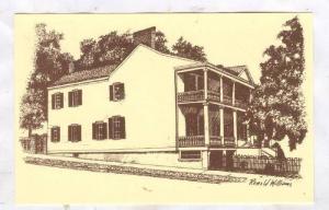 Artist Signed, Ronald Williams, Burgwin-Wright House, Wilmington, North Carol...