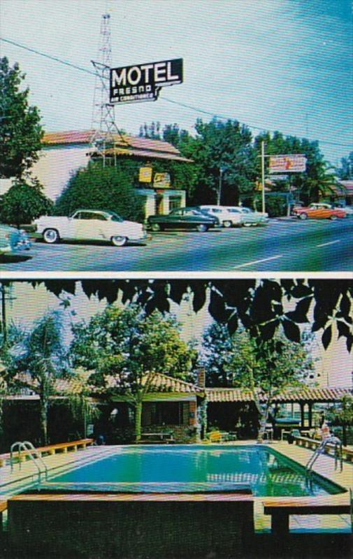 California Fresno Motel Fresno