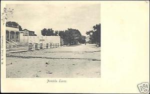 mexico, CHIHUAHUA, Avenida Lareo (1907)