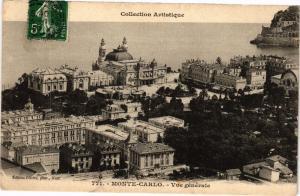CPA Monaco-Monte Carlo-Vue générale (234600)