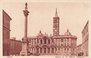 Italy Roma Rome Chiesa di Santa Maria Maggiore