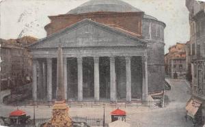 Italy Roma   The Pantheon