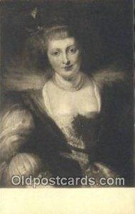 Petrus Paulus Rubens Art Unused