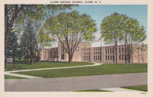 Clyde Central School - Clyde NY, New York - Linen