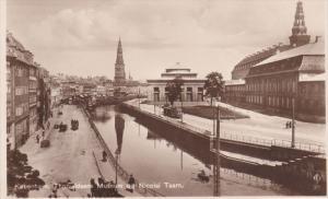 RP, Kobenhavn , Thorvaldsens Museum og Nicolai Taarn , 20-30s