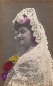 RP: Female Portrait , 1900-10s : #9