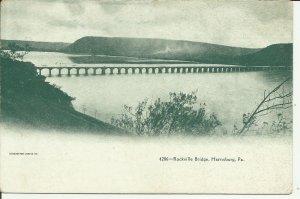 Harrisburg, Pa., Rockville Bridge