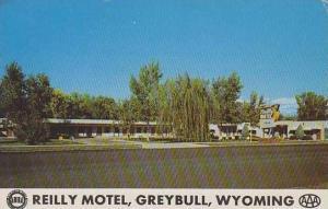 Wyoming Greybull Reilly Motel