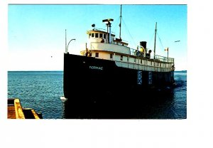M V Normac Passenger and Car Ferry, Blind River, Ontario,