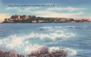Morro Castle , Puerto Rico , 30-40s